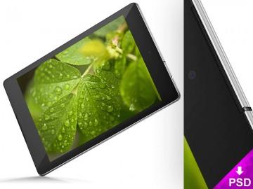 Nexus 9 Mockup