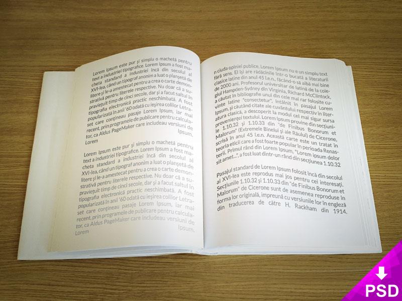 text_book_mockup_design