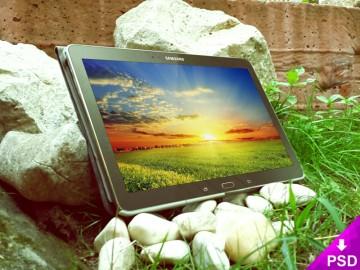 Samsung Tab 5 Mockup