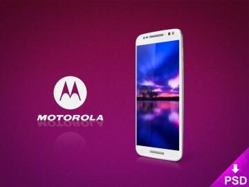 Motorola Moto X 3e Mockup
