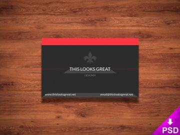 Business Cards Mock-up