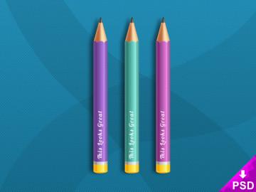 3 Pencils Design