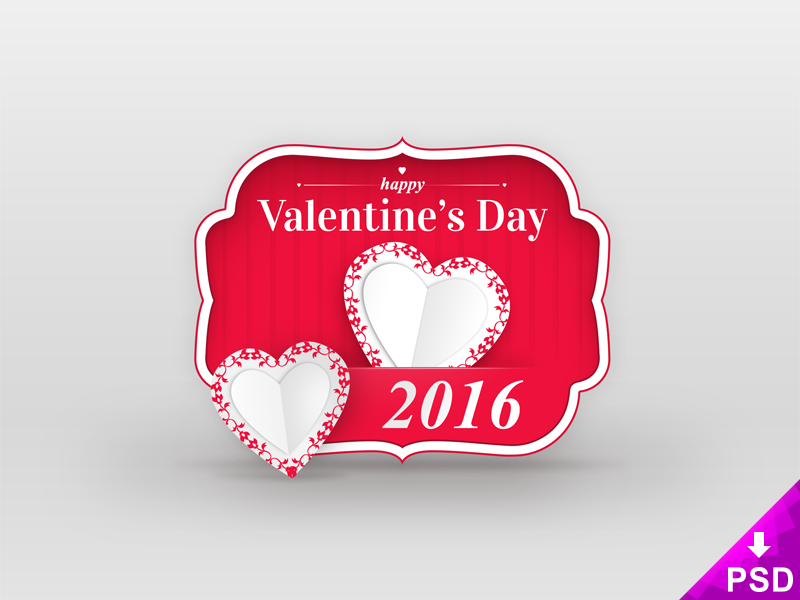 Cute Valentine's Day Card